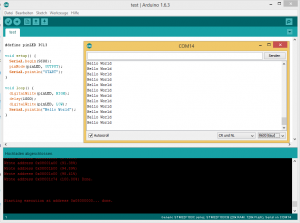 Arduino goes STM32 | Work-is-Playing