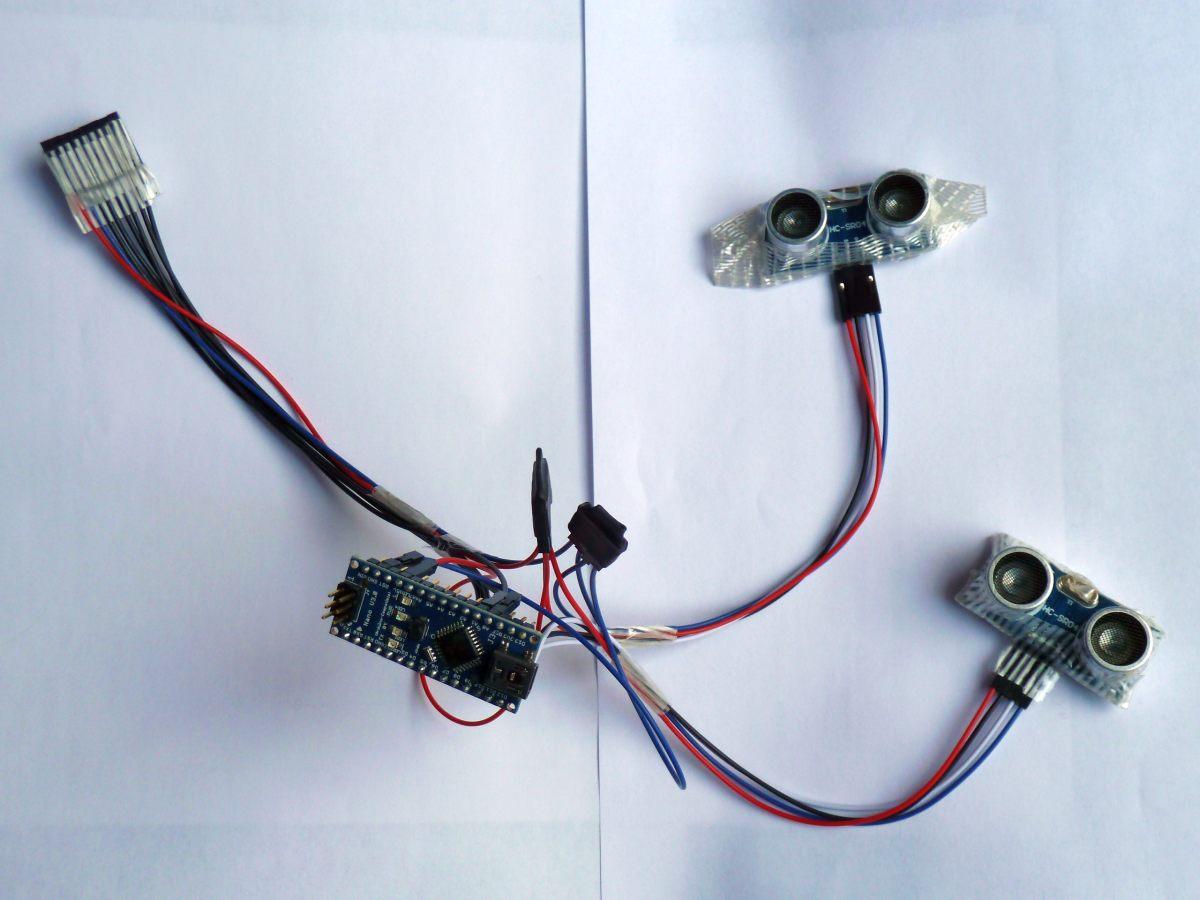 Tianchen tc g robot mower hacks arduino atmega don