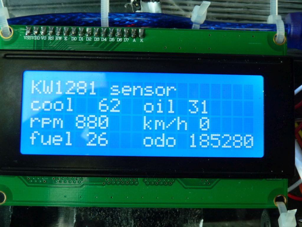 Alexander's car diagnostic software (OBD KW1281) | Work-is