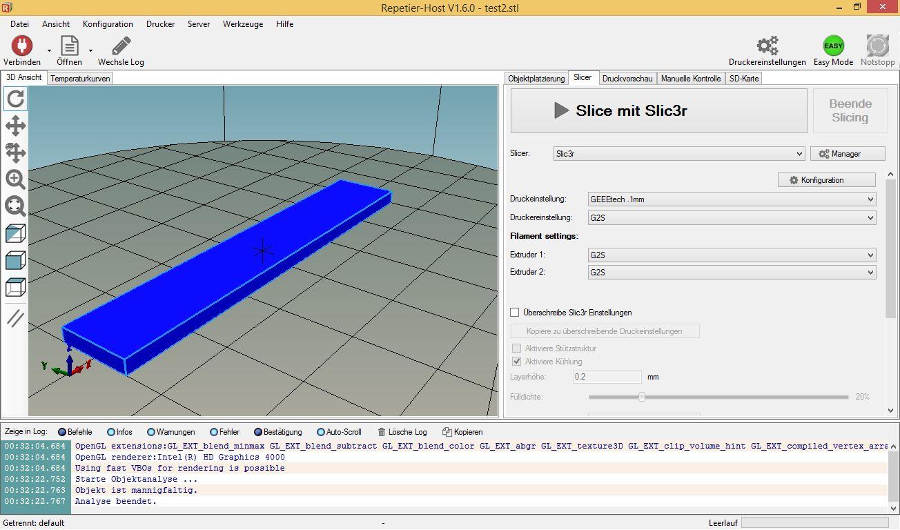 3D delta printer improvements (X/Y calibration, temperature
