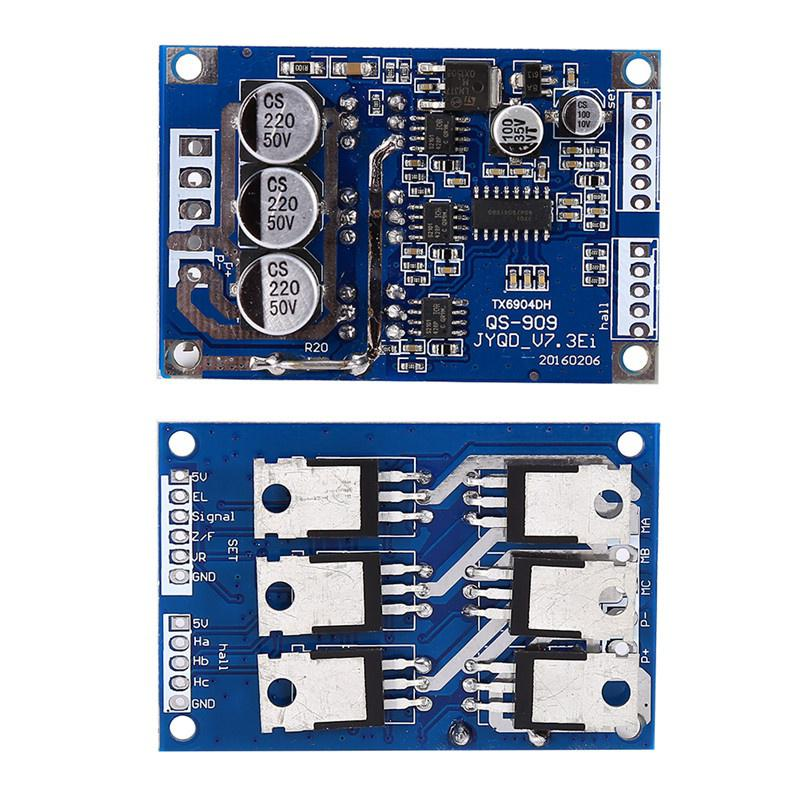 Diy Bldc Motor Driver Circuit: Low Cost Brushless Motor Drivers (BLDC) For DIY Projects